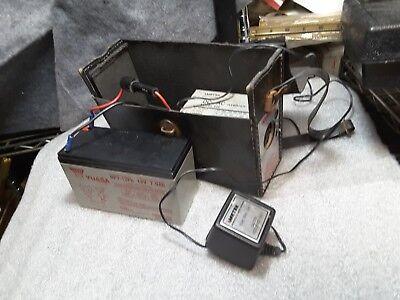 Ametek Model 996 Portable Generator Dc-ac Inverter Stroboscope Rare Sale 199