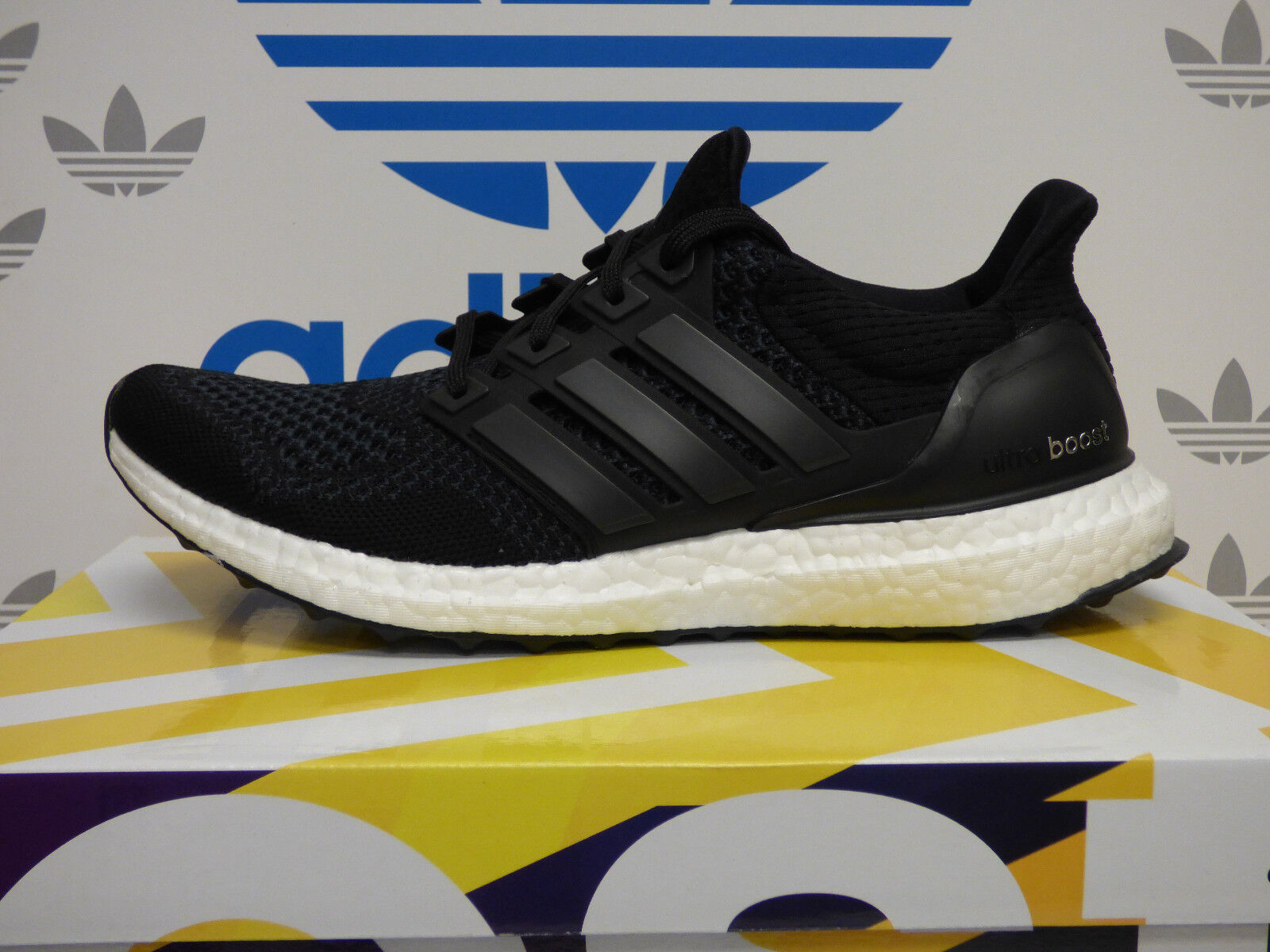 SoltekOnline: NEW ADIDAS Ultra Boost Mens Running Shoes