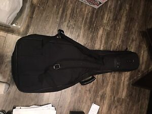 3 assorted Electric Guitar Gig Bags - all new - $25 each
