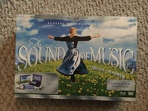 The Sound of Music Bluray DVD Limited Edition