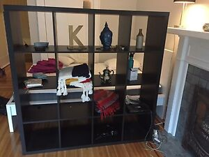 "IKEA ""Kallax"" storage unit / shelving"