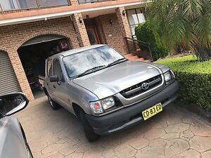 2003 Toyota hilux ute Ryde Ryde Area Preview