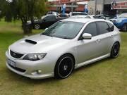 2008 Subaru Impreza * WRX TURBO MANUAL ** 1 YEAR WARRANTY INC!! Rockingham Rockingham Area Preview