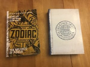 Zodiac book 2 and 3