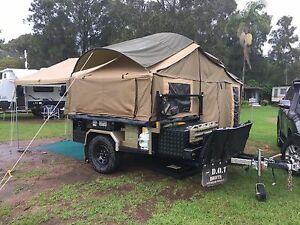 Drifta DOT 7 Off-road Camper Trailer Narraweena Manly Area Preview
