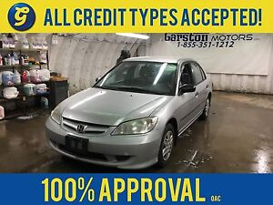 2004 Honda Civic SE****AS IS CONDITION AND APPEARANCE*****KEYLES