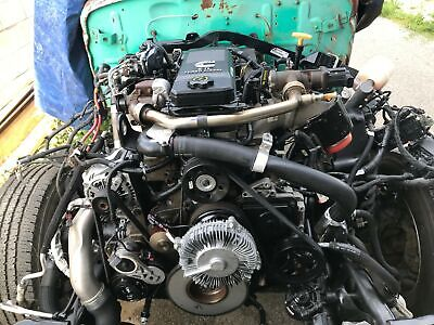 2013-2018 DODGE RAM 2500 3500 6.7L CUMMINS TURBO DIESEL ENGINE 7K MILES MOTOR