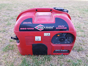 Generator REDUCED portable B&S 1KVA (camping chainsaw solar honda Mandurah Mandurah Area Preview