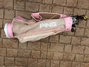 Lady golf set
