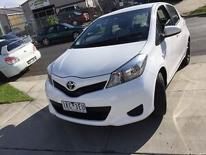 Toyota Yaris 2014  for sale low km just 33395 Doveton Casey Area Preview