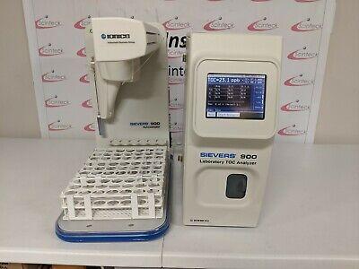 Ge Ionics Sievers 900 Laboratory Toc Analyzer With Autosampler