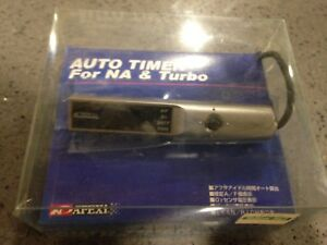 APEXi Auto Timer for NA & Turbo Brand New in Box