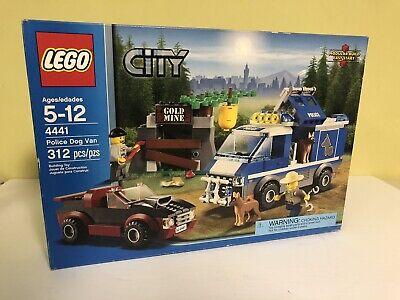 Lego Police Dog Van (4441) BRAND NEW IN BOX RETIRED SET Vintage Lego Toys
