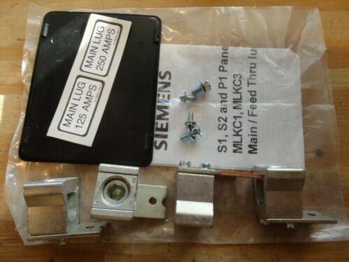 SIEMENS MLKC3 Panelboard Main Lug Kit 250A 3-phase