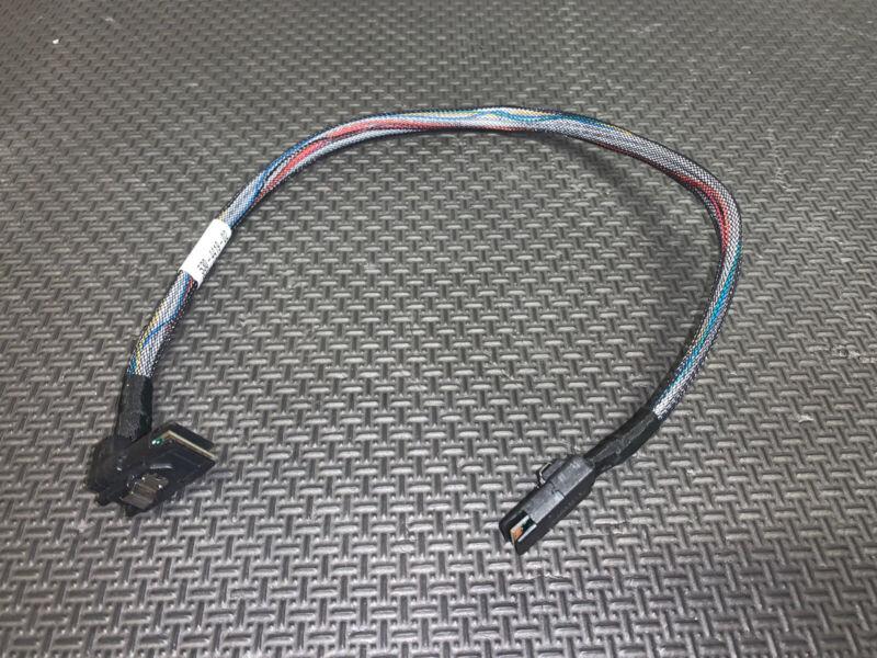 SUN Mini SAS Cable  SSF-8087 to 90 deg SFF-8087 450mm 530-4419