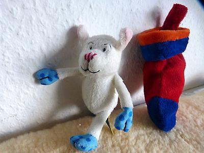 Säugling Aktivität Spielzeug Verantwortlich Kaloo Farben Süß Doudou Eule Neu