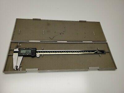 Mitutoyo Absolute Digimatic Caliper 500-168 Cd-12cww 12 Mitutoyo
