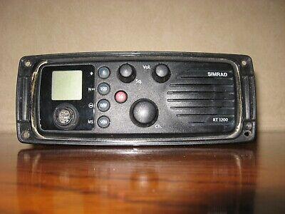 SIMRAD RT1200 Marine VHF Radio