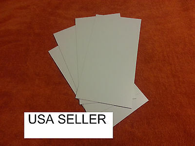 White Styrene Sheets 10 .015 0.4mm 0.015 .015 Vacuum Forming For Machine