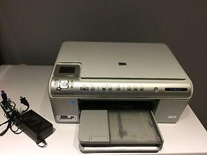 Imprimante HP Photosmart C6380 All-in-One Wireless
