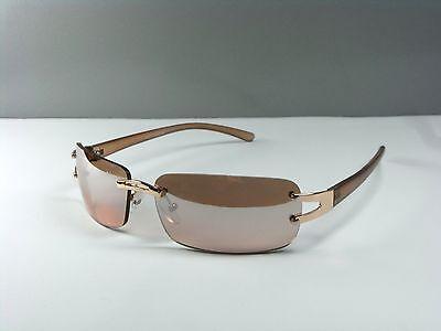 Moderne Damen / Herren Sonnenbrille Brille UV 400 Modell 126 mit Verlaufsgläsern