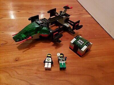 Lego Vintage Space Police Rebel Hunter (6897) Complete