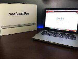 MacBook Pro 13 inch I5, 4gb ram, 500gb HD* GREAT CONDITION*