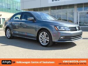 2015 Volkswagen Jetta 2.0 TDI Highline Backup Camera, Navigat...