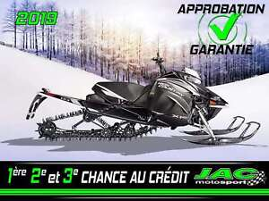 2019 Arctic Cat XF High Country 8000 Limited ES 153 Defiez nos p