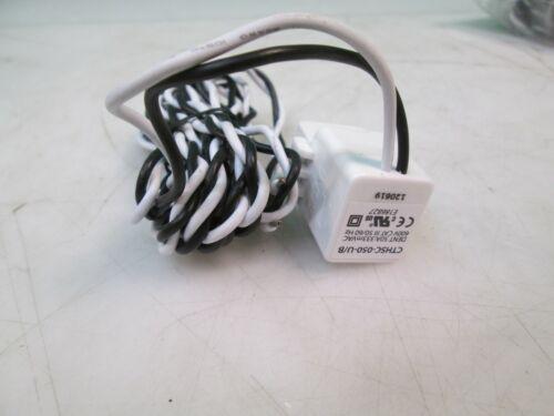 Dent CT-HSC-050-U /B Mini Hinged Current Transformer, 50A 333mVAC 600V CAT III