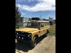 Land Rover series 3 stage 1 v8 4x4 rare may swap Ballan Moorabool Area Preview