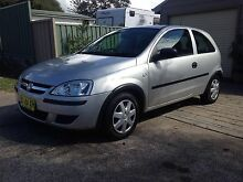 2005 Holden Barina - Only 108 Kms , 10 Months Rego Redhead Lake Macquarie Area Preview
