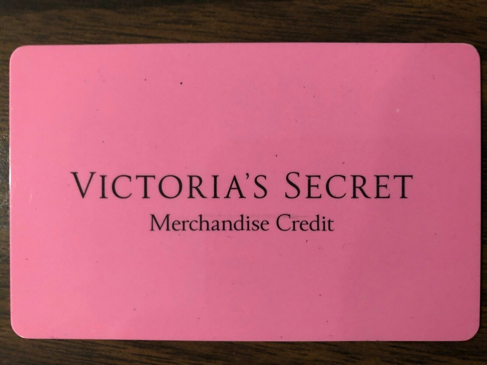 Victoria s Secret Gift Card 33.54 Value. Free Shipping  - $29.00