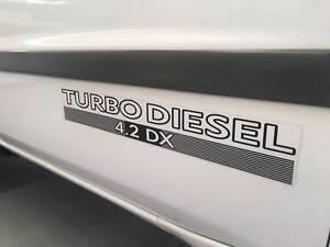 2004 Nissan Patrol 4.2 Turbo Diesel 4X4