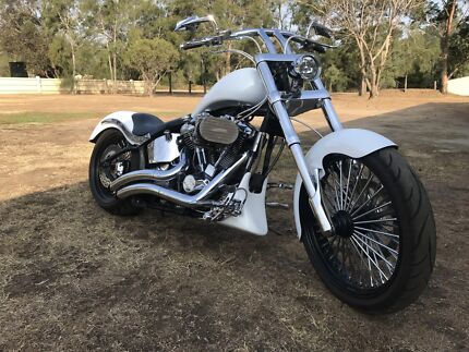 88 softail  (price drop mint bike) Ipswich Ipswich City Preview