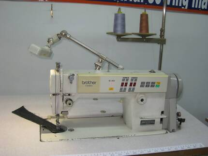 INDUSTRIAL BROTHER DB40B40 AUTO SEWING MACHINEJAPAN LOT SM40657 Stunning Brother Japan Sewing Machine