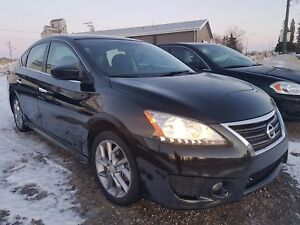 2013 Nissan Sentra 1.8 SV Chrome Accents, Heated Seats