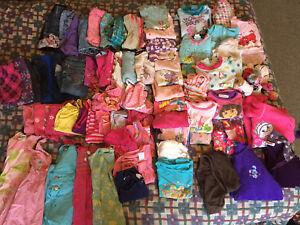 Size 4 Girls clothing lot
