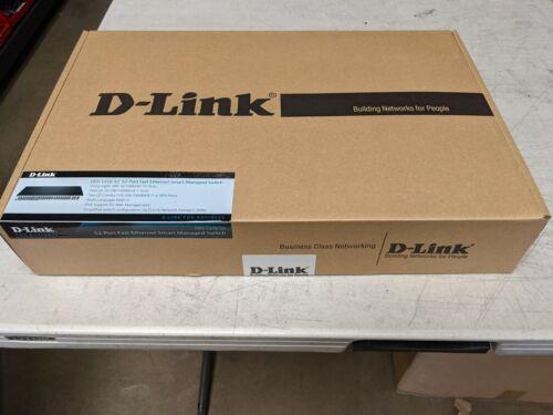D-Link DES (DES-1210-52) 48-Ports External Ethernet Switch - Open Box