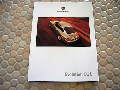 PORSCHE OFFICIAL 911 996 CARRERA PRESTIGE SALES BROCHURE 2000 USA EDITION