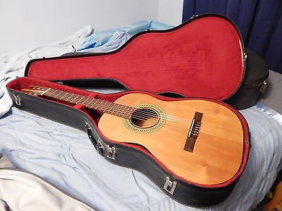 Gibson 1967 Acoustic Guitar W/case C1-classic