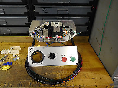 Hobart Mixer Start Stop Switch And Motor Starter Kit M802 80qt V1401 140qt