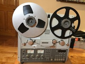 Reel to Reel Tape recorder    (Reserved)