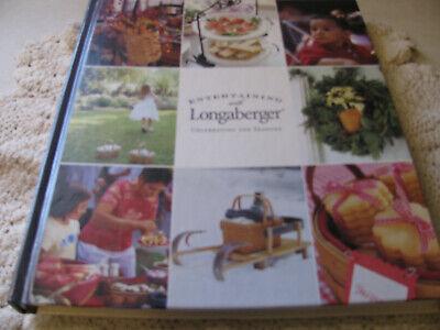 Longaberger Entertaining Book
