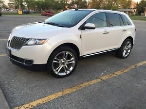 2015 Lincoln MKX SUV lease take over