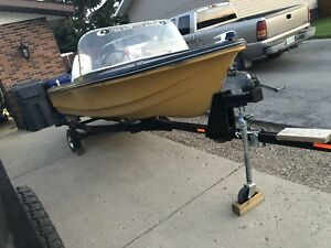 1982 Starcraft with 25hp evinrude