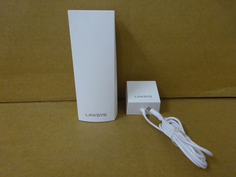 Linksys Velop Tri-Band Whole Home Mesh Wi-fi System WHW03