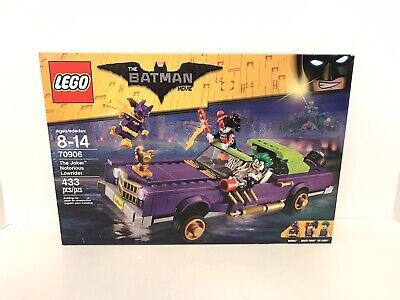 NEW LEGO The Batman Movie 70906 THE JOKER NOTORIOUS LOWRIDER Set Building Toy