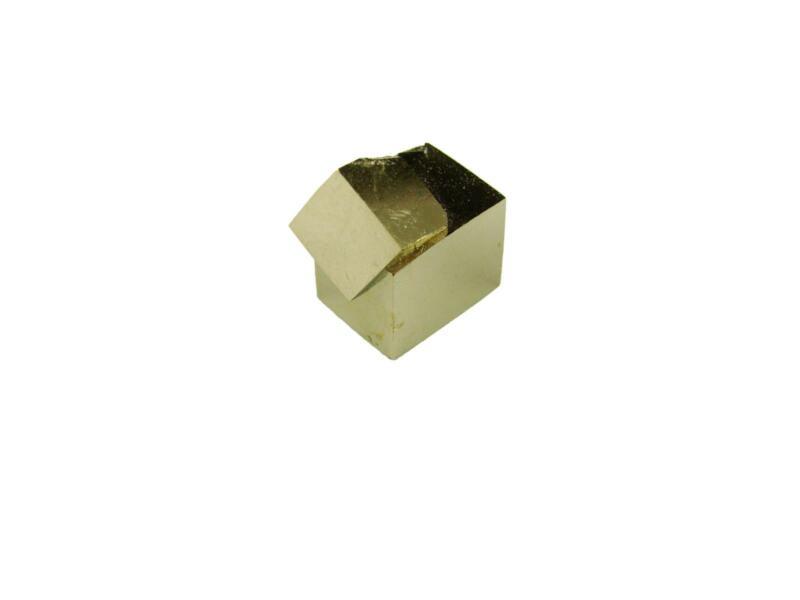 Navajun Spain Mine - Pyrite Cube Crystal With Display Case-#PC26