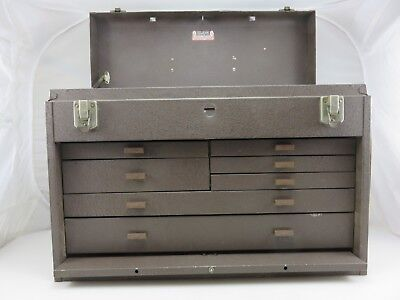 Kennedy 520 Machinist 7 Drawer Tool Box
